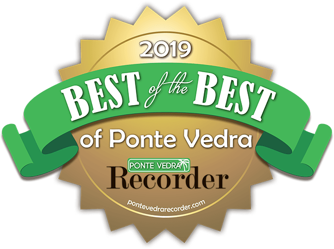 2019 Best of the best of Ponte Vedra award