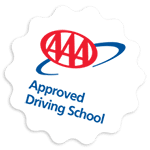 We are a AAA Approved Driving School
