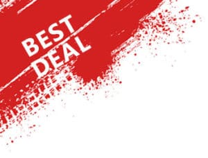 Best deals from our driving school