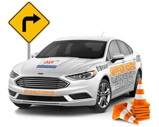 AAA Approved Driving School, Driving school to get permit or license