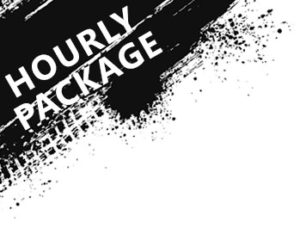 Hourly packges available