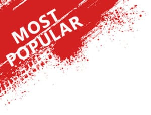 Most popular packages