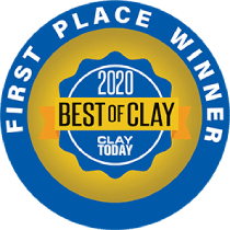 AAA Approved Driving School, Best of Clay 2020, First Place Winner