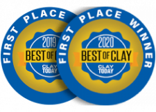 Best of Clay 2019 & 2020, First Place Winner