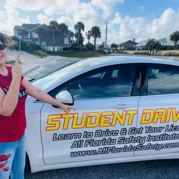 Student Drivers Driving Lessons All Florida Safety Institute