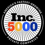 Inc. 5000 Color Medallion LogoXSM