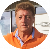 Certified Driving Instructor, Frank Cagno